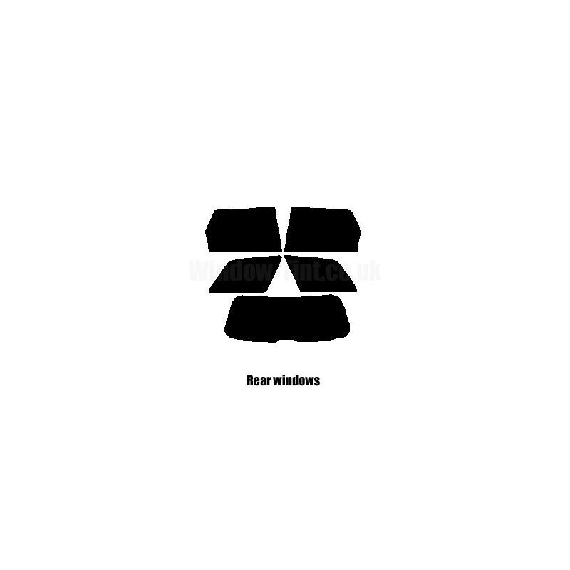 Subaru Impreza / Impreza WRX 4-door - 2001 and newer