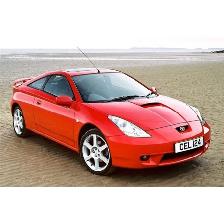 Toyota Celica 3-door - 1999 and newer