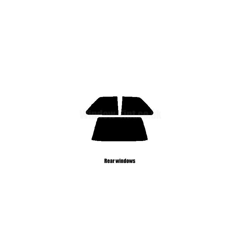 Daewoo Nubira 4-door - 1999 to 2002
