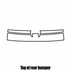 Kia Niro - 2017 and newer - Rear bumper protection film