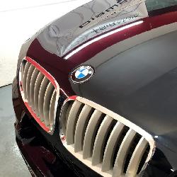 Honda Accord 4-door Saloon - 2008 to 2011 - Headlight protection film