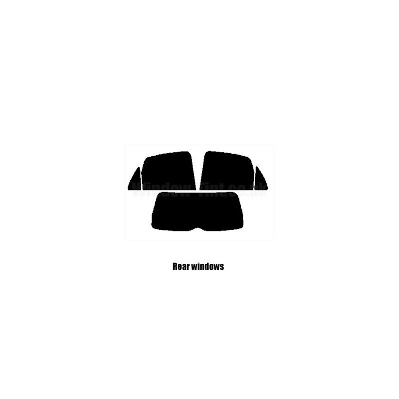 Subaru Legacy 4-Door - 1990 to 1998