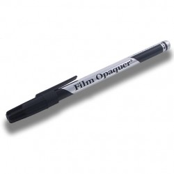 Black-Out pen film opaquer