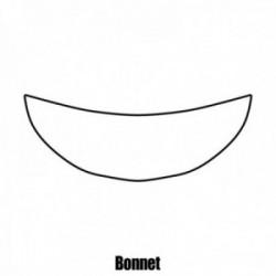 Chevrolet Volt 2012 to 2015 - Bonnet protection film