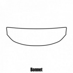 Honda Crosstour 2010 to 2012 - Bonnet protection film