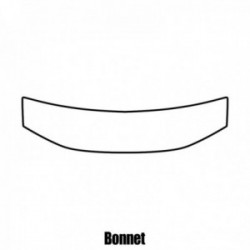 Honda Pilot 2009 to 2011 - Bonnet protection film