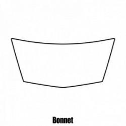 Chevrolet Corvette BASE 2005 to 2013 - Bonnet protection film