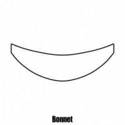 Honda Tourer S 2014 to 2016 - Bonnet protection film