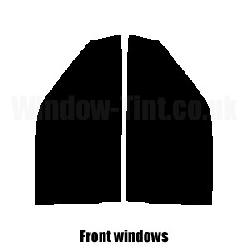 Black Teflon Squeegee
