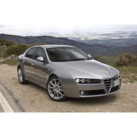 Alfa Romeo 159 4-Door Saloon - 2005 to 2011