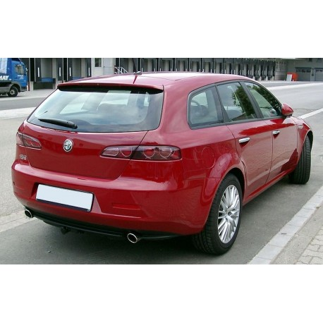 Alfa Romeo 159 Estate - 2005 to 2011