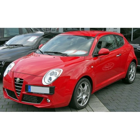 Alfa Romeo MiTo 3-door Hatchback - 2009 and newer