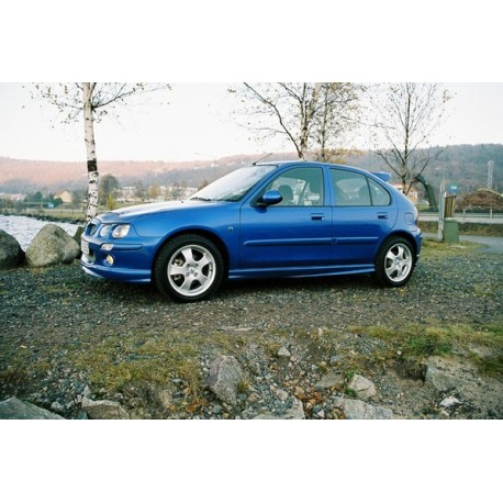 MG ZR 5-Door - 2001 to 2006