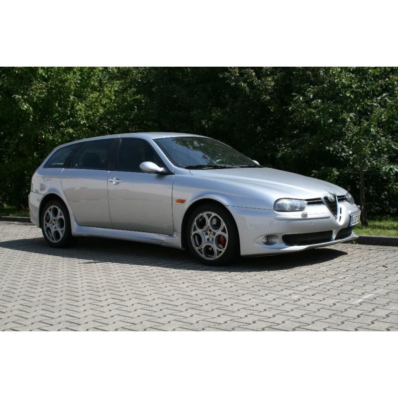 alfa romeo 156 estate 1997 to 2006 pre cut window tint kit. Black Bedroom Furniture Sets. Home Design Ideas