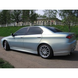 Alfa Romeo 166 4-Door Saloon - 1999 to 2006