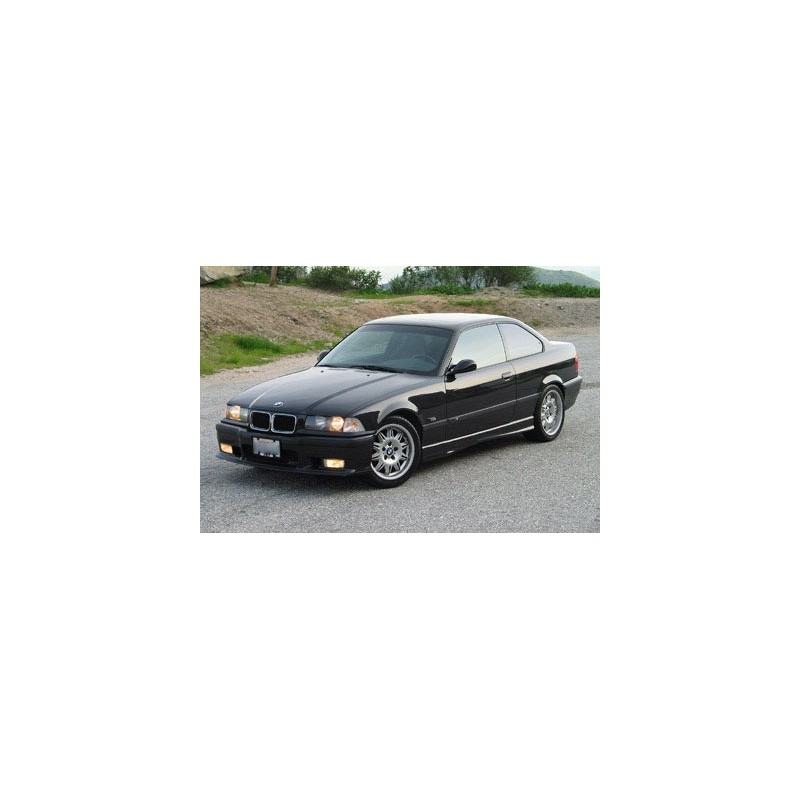 bmw 3 series e36 2 door coupe 1991 to 1998 pre cut window tint kit. Black Bedroom Furniture Sets. Home Design Ideas