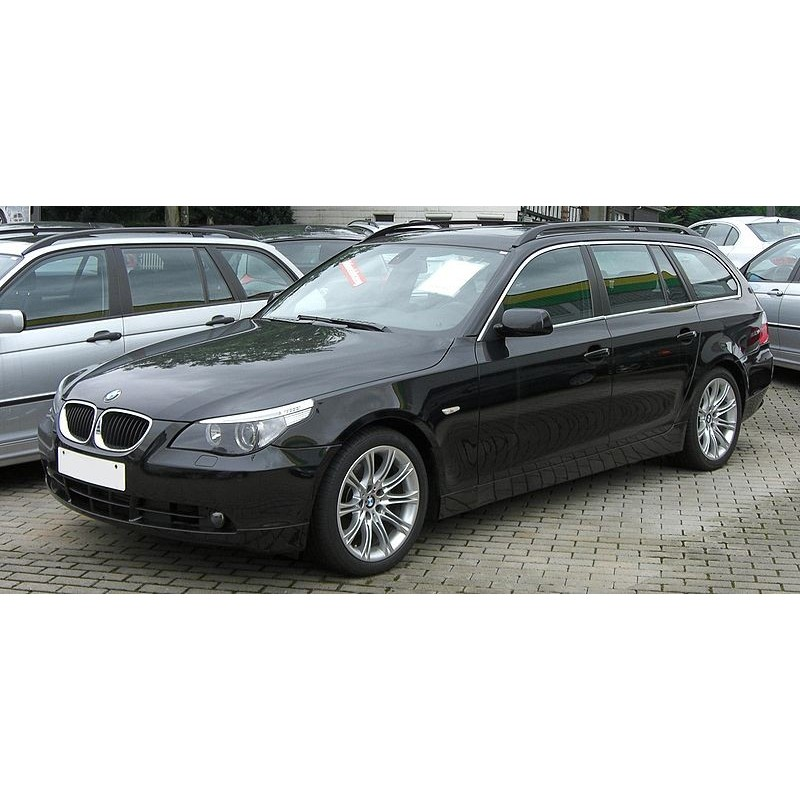 bmw 5 series e61 estate 2005 to 2009 pre cut window tint kit. Black Bedroom Furniture Sets. Home Design Ideas