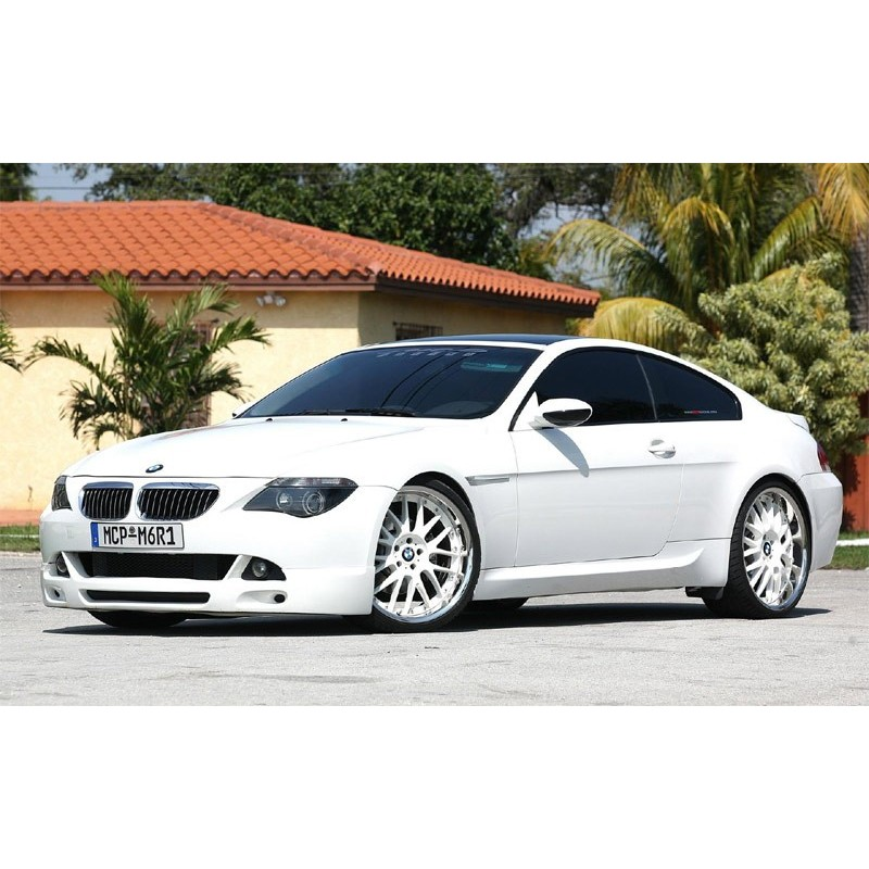 bmw 6 series e63 2 door coupe 2004 to 2010 pre cut window tint kit. Black Bedroom Furniture Sets. Home Design Ideas