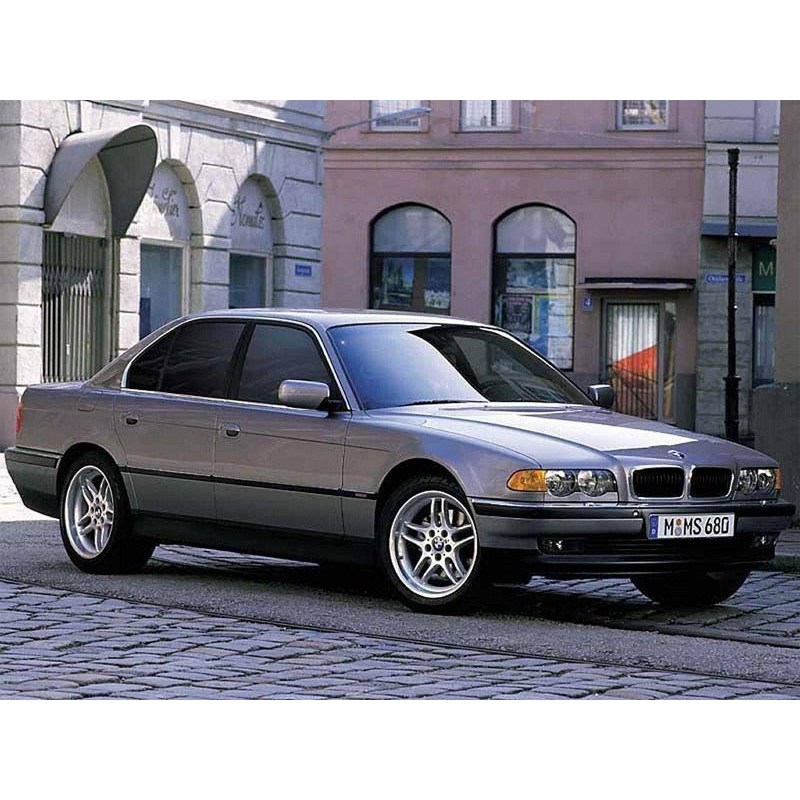 bmw 7 series e38 4 door 1995 to 2001 pre cut window tint kit. Black Bedroom Furniture Sets. Home Design Ideas