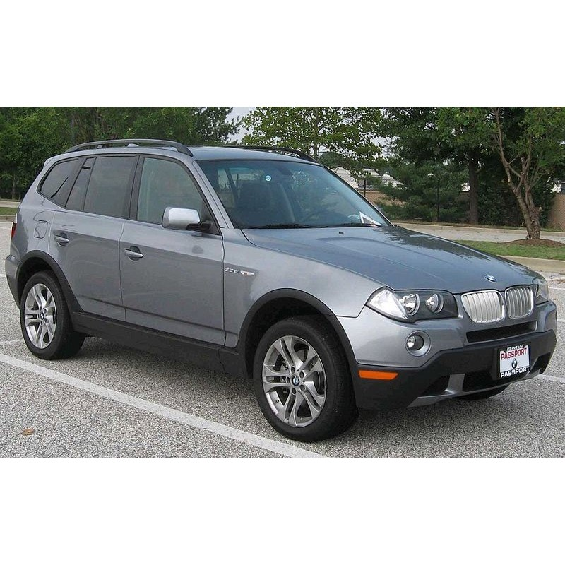bmw x3 e83 2004 to 2010 pre cut window tint kit. Black Bedroom Furniture Sets. Home Design Ideas