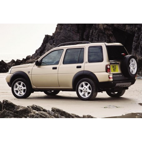 Landrover Freelander 5-door - 1997 to 2006