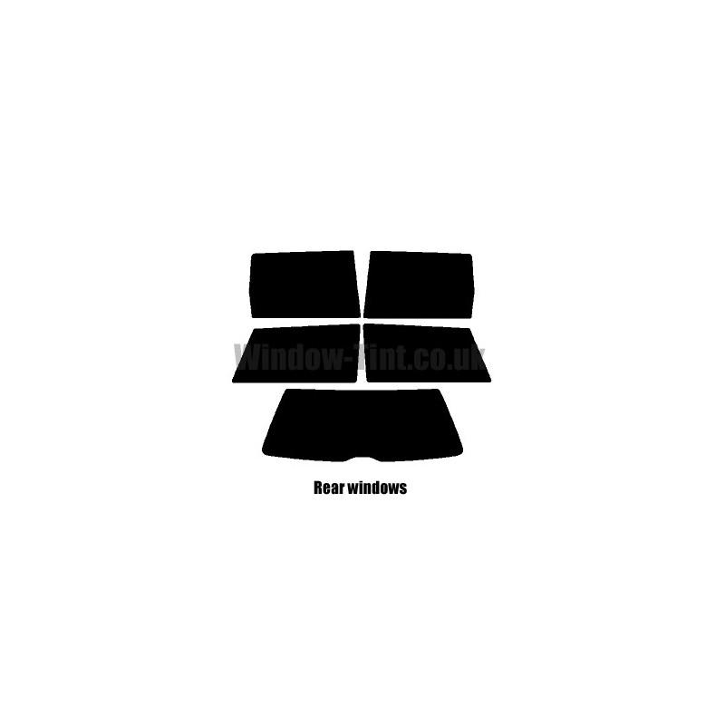 Volkswagen California Estate Review 2005 2015: 1996 To 2005 (B5) Pre Cut Window Tint Kit