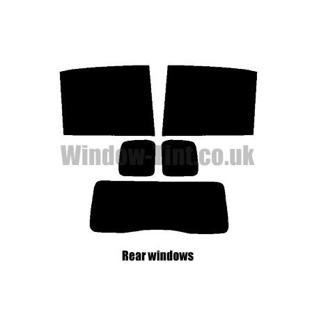 Fiat Panda 5-door - 2011 and newer (3rd Gen)