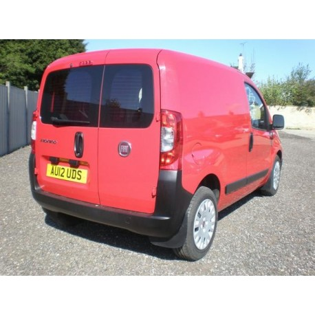 Fiat Fiorino Van - 2007 and newer