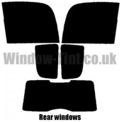Skoda Roomster 5-door MPV - 2006 to 2014