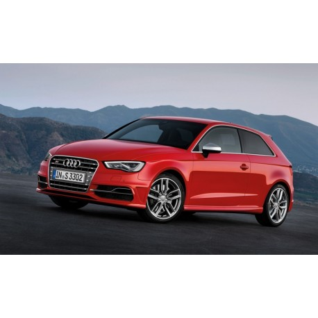 Audi A3 3-door Hatchback - 2012 and newer