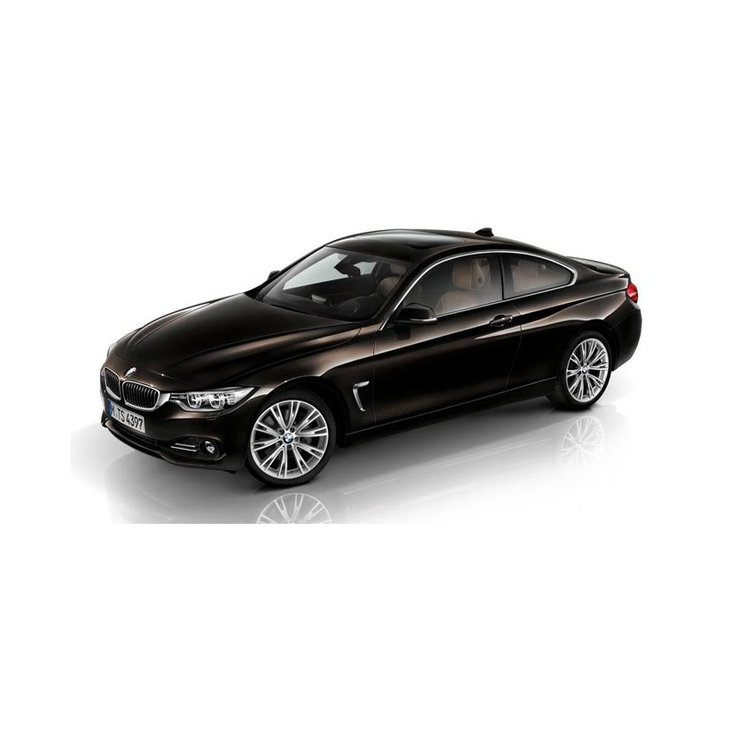 BMW 4 Series F32 2-door Coupe - 2014 and newer pre cut window tint kit