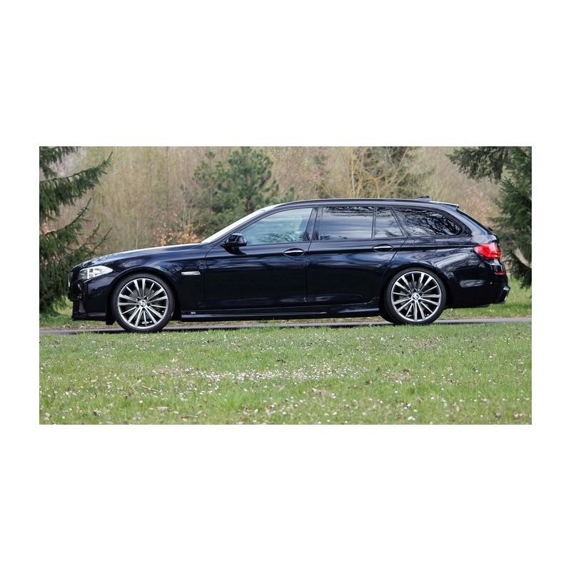 Bmw X5 Diesel Estate Xdrive30d M Sport 5dr Auto: 2010 To 2017 Pre-cut Car Window Tint