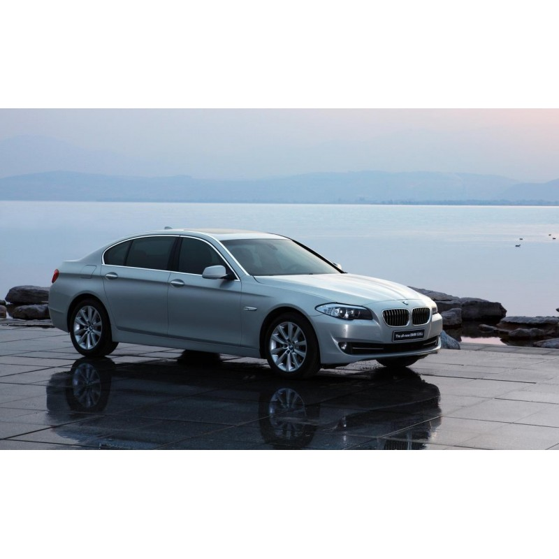 Window Tint Pre Cut Sunstrip BMW 5 Series 4-door Saloon F10 2010-2017