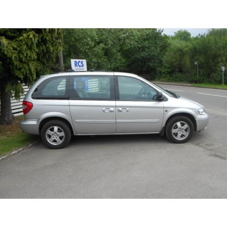 Chrysler Voyager - 2001 to 2008