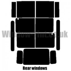 Land Rover Defender 110 5-Door - 1994 to 2009