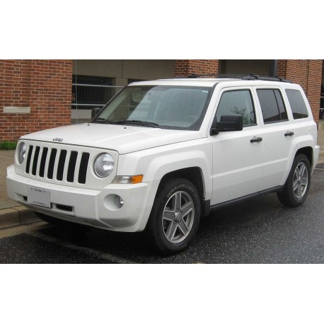 Jeep Patriot - 2007 and newer
