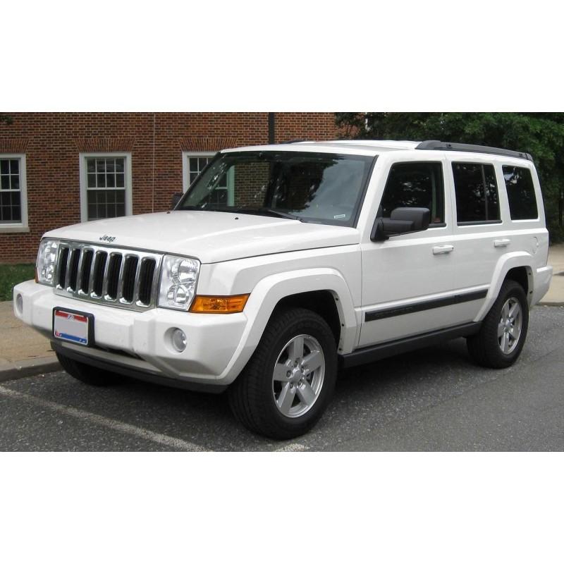jeep commander 2006 to 2010 pre cut window tint kit. Black Bedroom Furniture Sets. Home Design Ideas