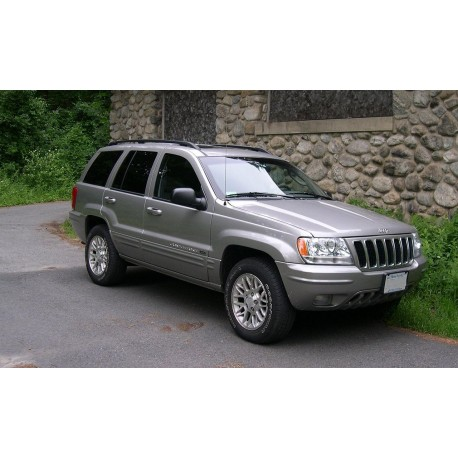 Jeep Grand Cherokee - 1999 to 2004