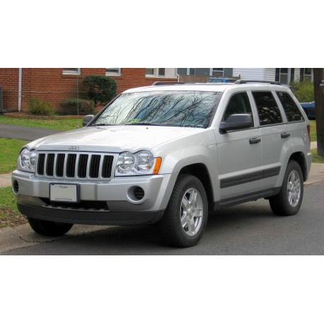 Jeep Grand Cherokee - 2005 to 2013