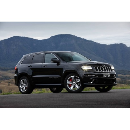 Jeep Grand Cherokee - 2014 and newer