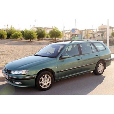Peugeot 406 Estate - 1996 to 2004