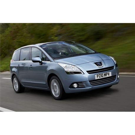 Peugeot 5008 - 2009 and newer