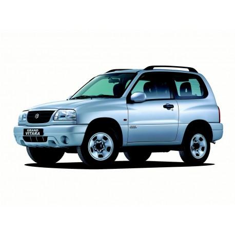 Suzuki Grand Vitara 3-door - 1998 to 2005