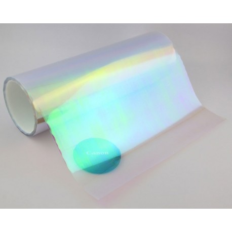 Clear Chameleon Headlight Tinting Film - 100cm x 30cm roll