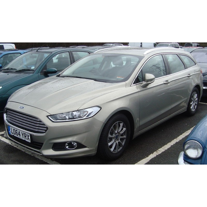 Ford Mondeo Estate 2014 And Newer