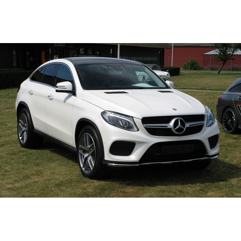 2016 Mercedes Benz Gle Coupe Suspension: Mercedes GLE 4 Door Coupe