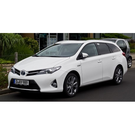 Toyota Auris 5-door Hatchback - 2012 and newer