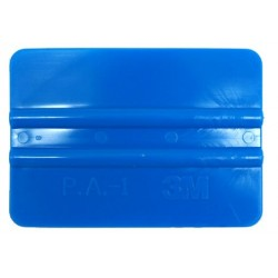"4"" 3M Blue Squeegee"