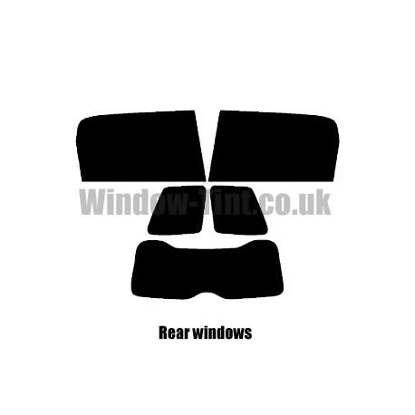 Mini Countryman 5-door - 2010 and newer
