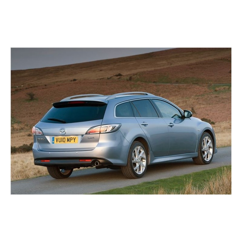 Mazda 6: 2008 To 2012 Pre Cut Window Tint Kit